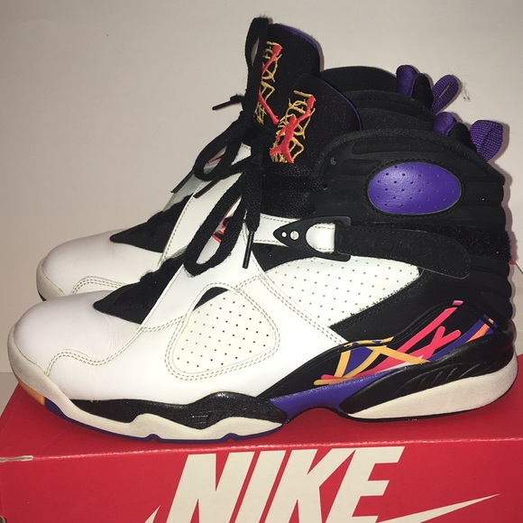 90788e04228081 Jordan Other - 🔴SOLD🔴Air Jordan 8 Gs Three Peat